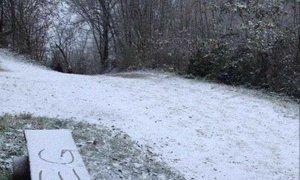 Prvi dnevi decembra bodo zimski s sneženjem