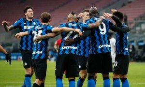 Inter s Handanovićem v vratih in dvojcem 'La-Lu', Real brez Casemira
