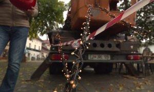 V Ljubljani že sredi oktobra začeli s pripravami na praznike