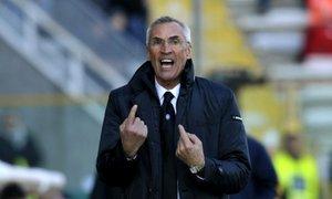 Edy Reja pred tekmo Napolija v LP: Ekipa ne sme v Liverpool s strahom