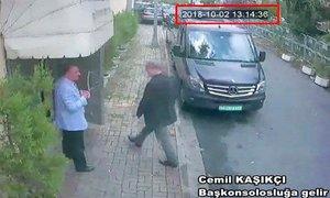 Turški novinar: Isti dan sem prejel dokaz o smrti in zagotovilo, da je še živ