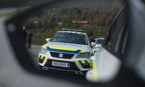 V prometni nesreči pri severni ljubljanski obvoznici ena oseba huje poškodovana