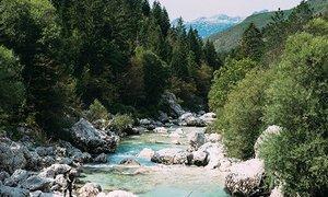 Zvezdnica s fotografijo pokazala navdušenje nad Slovenijo