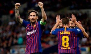 Maradona dobil odgovor s Camp Noua: 'Messi je bil vedno vzor'