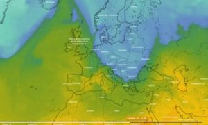 Sredi prihodnjega tedna napovedana izrazitejša ohladitev