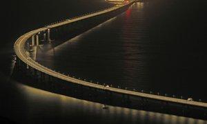 Odprli bodo najdaljši čezmorski most. Nikjer drugod kot na Kitajskem