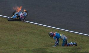 Pedrosa izkoristil 'počitek' Marqueza in Doviziosa, Italijan vseeno najhitrejši