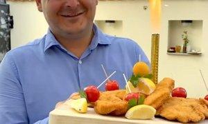Luka Jezeršek: Boljše od vsake torte