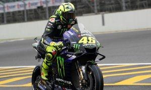 Rossi po 10. mestu: Pričakoval sem več, saj sem bil na četrtem treningu hiter