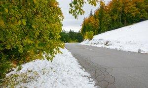 Ali hladen oktober pomeni hudo zimo?