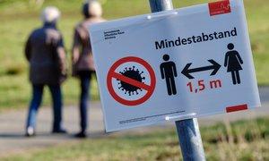 Irska zaradi pandemije uvaja najstrožje ukrepe v Evropi