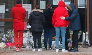 Primer umorjenega francoskega učitelja: 13-letnica priznala, da je lagala