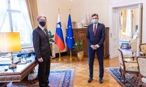 Pahor imenoval Šefica za svetovalca za nacionalno varnost