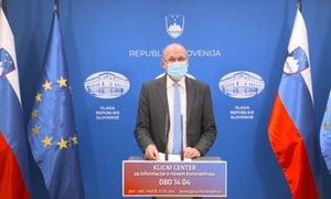 Potrjenih 1499 novih okužb s koronavirusom