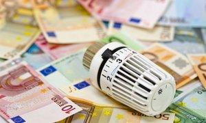Povprečni znesek za ogrevanje 1500 evrov