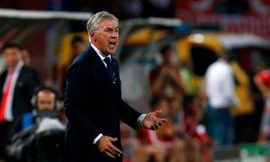 Ancelotti: Če bi bil VAR, bi Liverpool že po nekaj minutah ostal z igralcem manj