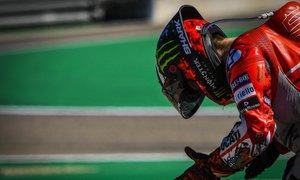 Lorenzo po le krogu v garažo, Španec odpovedal nastop