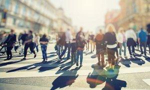 Gremo peš! Hoja kot del rešitev mobilnosti v mestih