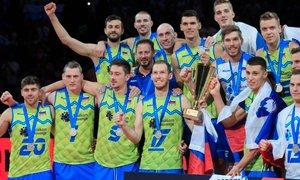 Kvalifikacije za OI 2020: odbojkarji z Nemci, Čehi in Belgijci