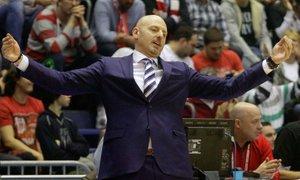Preobrat: Saša Obradović 'prehitel' Kokoškova v boju za srbsko košarkarsko klop