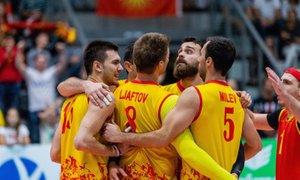 Predzadnja slovenska ovira so Makedonci: Radi bi bili konkurenčni favoriziranim ...