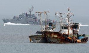 Severnokorejski ribiči ranili tri ruske vojake