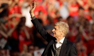 Arsene Wenger novi šef globalnega razvoja pri Fifi