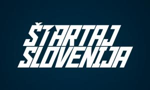 Prijavi se: Štartaj Slovenija!