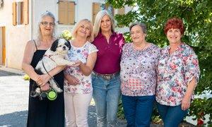 62-letnega Franca bo osvajalo kar pet postavnih dam