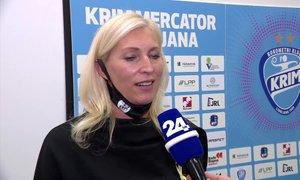 Deja Ivanović: Vrnitev navijačev v Stožice je nekaj, kar nas še posebej veseli