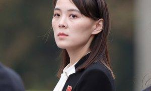 Sestra Kim Džong Una o možnostih za konec vojne med obema Korejama