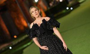 Igralka Lily Rabe pričakuje tretjega otroka