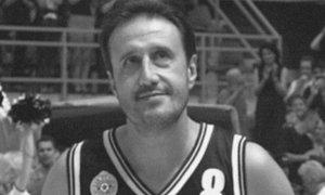 Umrl nekdanji košarkar ljubljanske Olimpije Boban Petrović