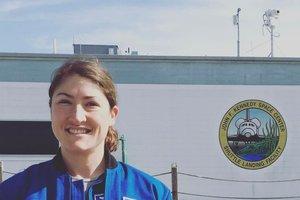 Christina Koch, ženska, ki bo najdlje preživela v vesolju