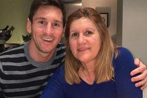 Potarnala je tudi Messijeva mama: za Argentino igraš slabo!