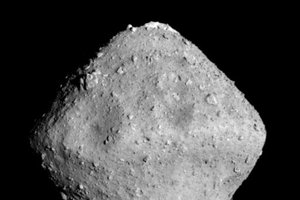 Japonsko vesoljsko plovilo uspešno pristalo na asteroidu