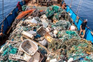 Čistilna akcija: rekordna bera morskih odpadkov