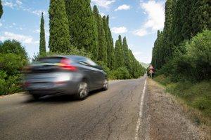 Na naših cestah bodo poostreno merili hitrost