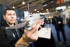 Je ta dron recept za izogibanje zakonu?