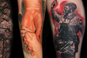 Tattoo artist Uroš Grahek: stranke, ki so želele tatuje na teh mestih, so ...