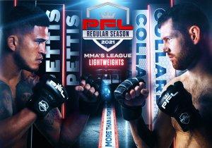 PFL 1 - MMA liga