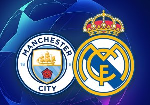 Manchester City : Real Madrid