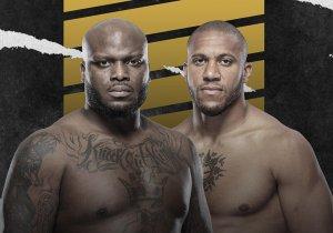 UFC 265: Lewis vs Gane