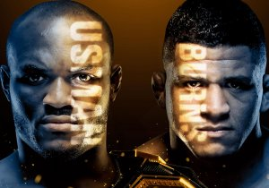 UFC 258: Usman vs Burns