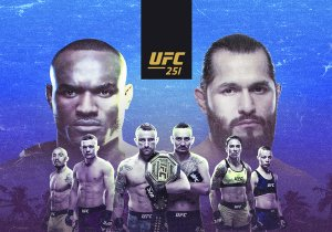 UFC 251, nedelja ob 4.00