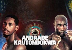 Andrade vs Kautindokwa