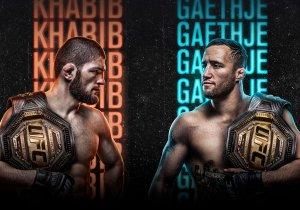 UFC 254: Khabib vs Gaethje