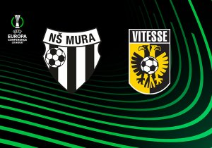 UEFA Konferenčna liga - Mura vs Vitesse