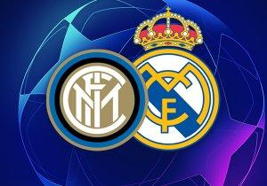 UEFA Liga prvakov - Inter vs Real Madrid