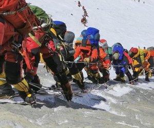 Na območju Mount Everesta prepoved plastike za enkratno uporabo